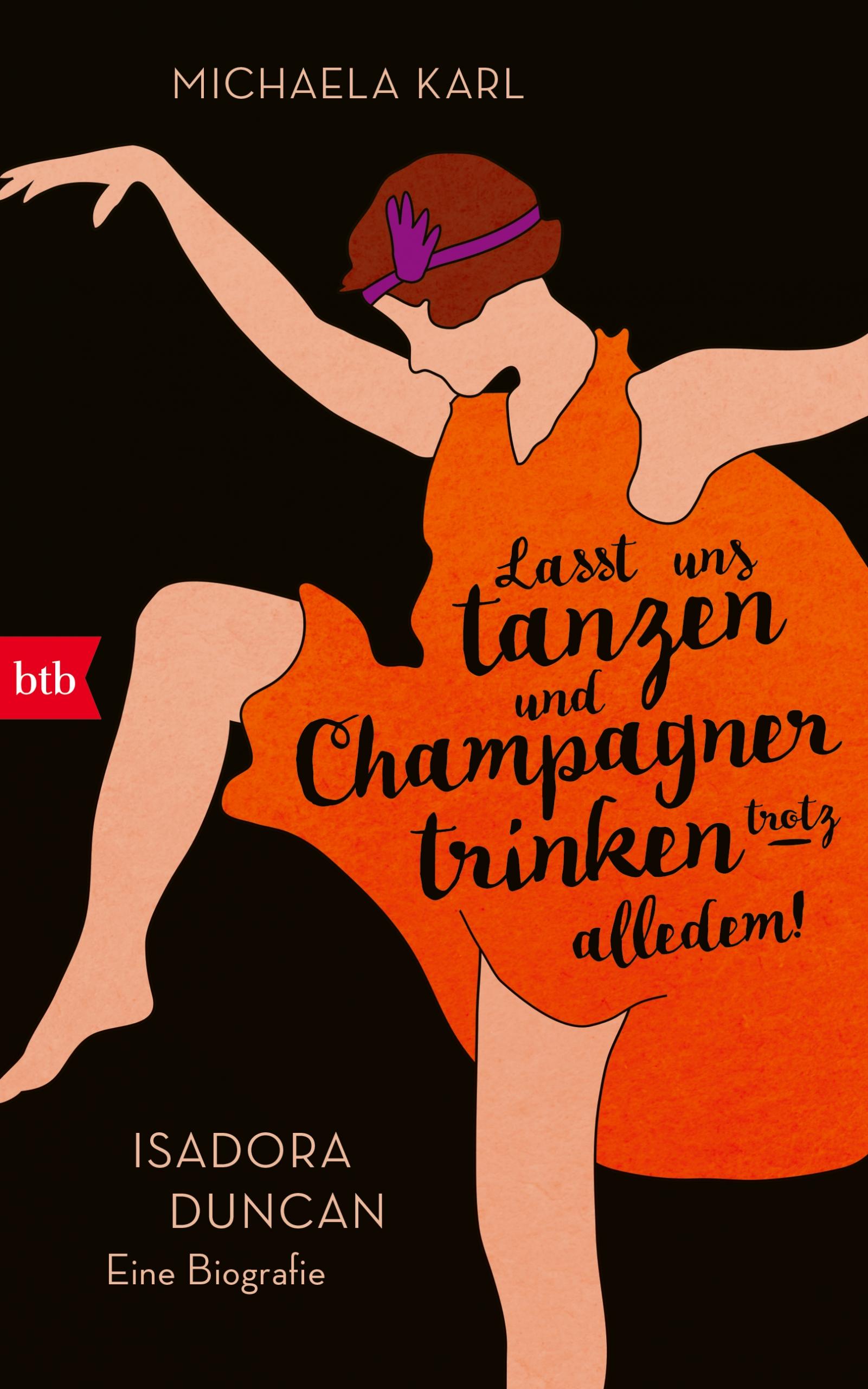 Lasst uns tanzen und Champagner trinken – trotz alledem!